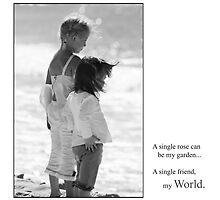 World friendship by focusonu
