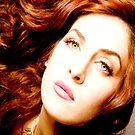 Red head by Rosina  Lamberti