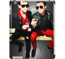The Last Leather Puppets iPad Case/Skin
