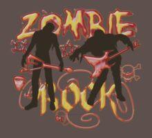 Rockin' Zombies. by Teeze