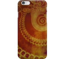 Path of Rings iPhone Case/Skin