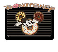Donutsney Photographic Print