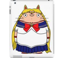 Sailor TotoMoon iPad Case/Skin