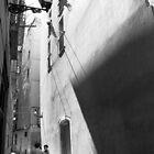Barcelona - Gossip by Jean-Luc Rollier