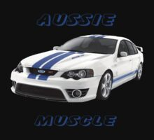 Ford FPV Boss 302 GT Aussie Muscle by 1StopPrints