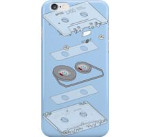 Cassette Explosion iPhone Case/Skin