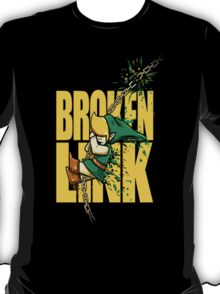 Broken Link (Legend of Zelda) T-Shirt