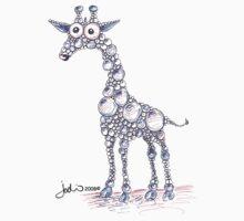 Giraffe by Jodi Franzke