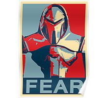 Vote for Cylon Poster