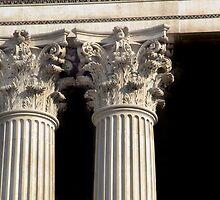 Corinthian Columns. by Billlee