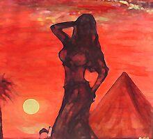 Egyptian nights II by sweetscent62