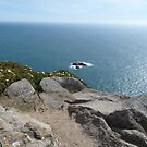 FURTHEST WESTERN POINT OF PORTUGAL by Marilyn Grimble