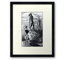 Dominion Framed Print