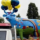 Ruby the Rainbow Cow by Bev Pascoe