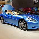 Ferrari California by Nathan T