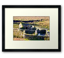 Shepherds House Framed Print
