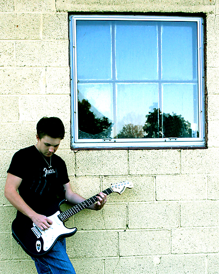 Lead Guitar by Taylor Sawyer