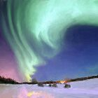 Northern Lights by Eva & Klaus WW