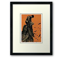 Catch Those That Fall At My Feet Framed Print