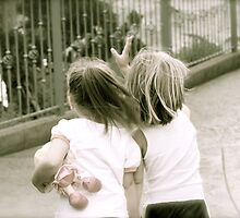 Best Friends by abfabphoto