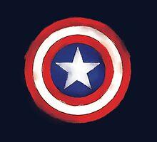 Captain America by fenixlaw