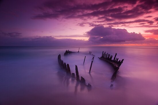 SS Dicky Dawn by Paul Pichugin
