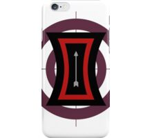 The Arrow of Their Love iPhone Case/Skin