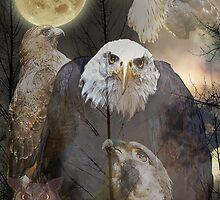 """""""Winged Spirits"""" by Skye Ryan-Evans"""