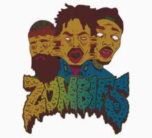 Flatbush Zombies by Zach Muldoon