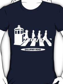 Gallifrey Road T-Shirt