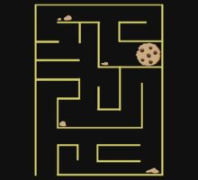 Cookie Maze by shanmclean
