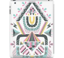 ethnic abstraction iPad Case/Skin