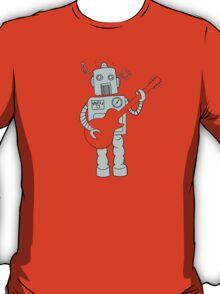 Guitar Robot T-Shirt