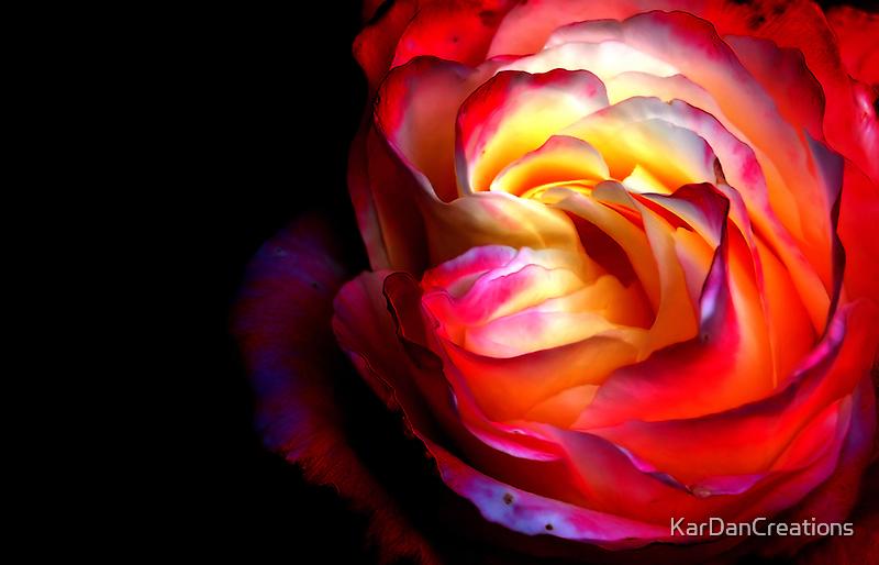 Inner Glow by KarDanCreations