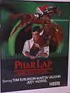 Phar Lap by louisegreen