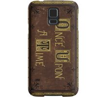 Henry's Book - Once Upon a Time Phone Case Samsung Galaxy Case/Skin