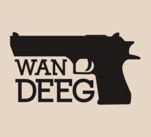 One Deagle, One Shot, One Kill by Plego