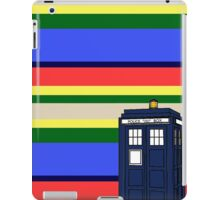 Tom Bakers TARDIS iPad Case/Skin