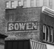 Bowen by anathema
