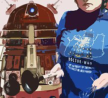 like a dalek. by Jessica Cordova