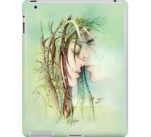 """Encounter"" from ""Love Angels"" series iPad Case/Skin"