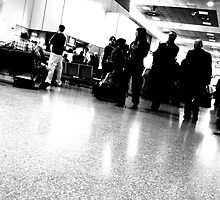 Airport Madness by calam19