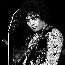 Marc Bolan of T.Rex Sydney Hordern Pavillion - 1973 by willb