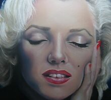 Marilyn by Valerie Simms