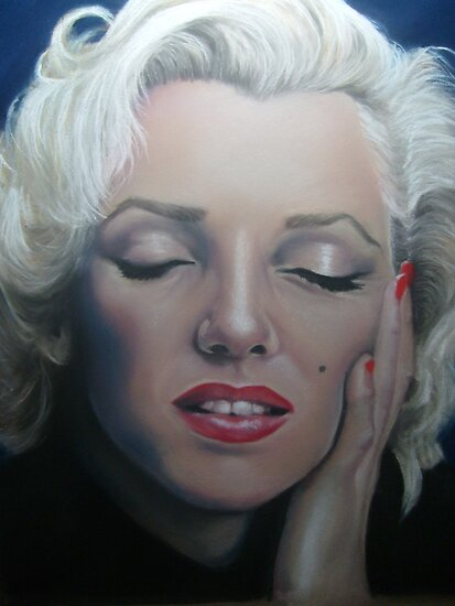 Marilyn by Valerie Simms
