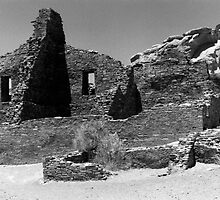 Chaco Canyon by Jonathan Eggers