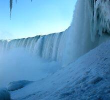 Under Niagara Falls by Petr Bares