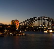 WYD Bridge I by Alex Norman