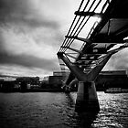 millennium bridge by Umbra101