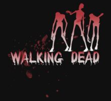 walking dead by hottehue